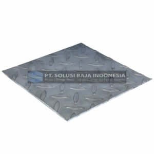 Plat Bordes / Plat Kembang / Checkered Plate